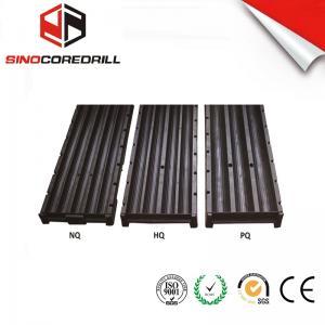 China Plastic Core Box Core Tray For Core Sample New Material BQ NQ HQ PQ Size on sale