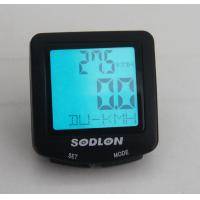 Buy cheap SD-571 wired bike bicycle computer speedometer from wholesalers