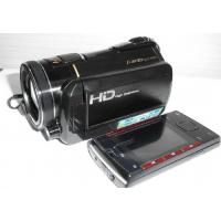 Buy cheap Professional Full HD 1080P 20 MP digital camcorder with 3.0 inch touch screen, 12X optical zoom and built-in 128MB Flash Memory DV Camera Camcorder HD-1200 product