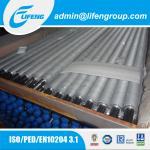 Buy cheap embedded aluminium finned tube seamless stainless steel finned tubes from wholesalers