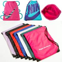 Buy cheap elegant and graceful 100 polyester drawstring bags  selling well all over the world from wholesalers