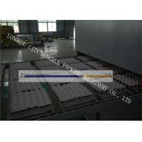 Buy cheap High Output Egg Tray Machinery , Egg Crate Making Machine PLC Control product