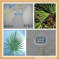 Buy cheap Natural Plant Extracts Saw Palmetto Extract Fatty Acids from wholesalers