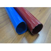 Buy cheap Standard PVC Layflat Hose Water Discharge Pipe / Agriculture Irrigation Tubing from wholesalers