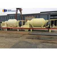 Buy cheap Semi Auto Ready Mix Cement Plant Vitrified Beads Thermal Insulation Mortar Line product