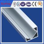 Buy cheap Hot selling product 6063 T5 aluminium strip light channels sealed aluminium enclosure from wholesalers