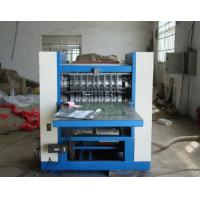 Buy cheap Professional Stable FS600 Inter - fold Foil Sheet Machine for Food / Fruit Packaging from wholesalers