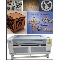 Buy cheap CO2 Wood Laser Cutting Machine Wood Laser Cutter from wholesalers