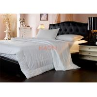 Buy cheap Soft  Microfiber Hotel Bed Linens Duvet , Comforter Quilt  Bedding Set from wholesalers