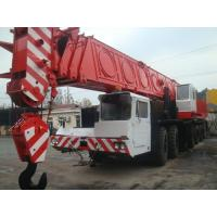 Buy cheap used grove truck 115t mobile crane from wholesalers
