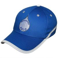 Buy cheap Blue 100% Cotton Golf Baseball Hats Embroidery Cool Snapback Hats from wholesalers