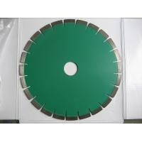 Buy cheap Green 400mm 450mm Granite Stone Cutting Blade For Circular Saw 16 Inch 18 Inch from wholesalers