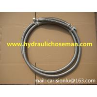Buy cheap 1 low temperature LNG 304 stainless steel flexible hose / LNG Low Temperature Helic or Annular Type Metal Hose from wholesalers