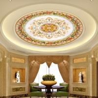 Buy cheap Ceiling Art Decorative Painting, Wood Decorative Painting, Luxury Ceiling Decorative Painting from wholesalers