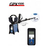 Buy cheap GPX 4500 Ground gold detector from wholesalers