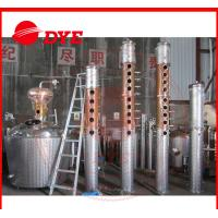Buy cheap 1000L Moonshine Pot Still For Making Alcohol , Vodka Distillation Equipment CE from wholesalers