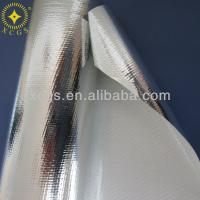 Buy cheap Double side aluminum foil coated pe woven cloth radiant barrier insulation from wholesalers