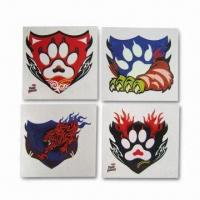 Buy cheap 3-D Temporary Body Tattoos, Various Printing, Sizes and Designs are Available from wholesalers