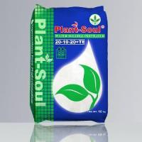NPK Water Soluble Fertilizer (20-10-20+TE)