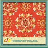 Buy cheap Soft Durable Colorful Carpet Fabrics , Mosque Carpet Material For Prayer product