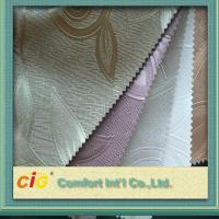 Buy cheap Custom Car Interior Decoration PVC Artificial Leather Material for Garment / Luggage / Glove product