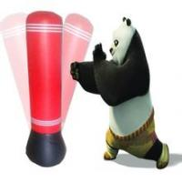 Buy cheap Inflatable punching bag, inflatable tumbler for promotional toys from wholesalers