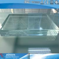 Buy cheap hot sale 8/10/12mm clear tempered glass price for balustrde/railing/fence/windows/pool from wholesalers