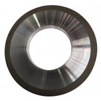Buy cheap Hole 305mm Diamond Grit Grinding Wheel , Vitrified Diamond Grinding Wheels product