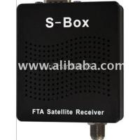 Buy cheap S-BOX FTA Reciever Satellite sharing: W3A,W6 and Nss6 from wholesalers