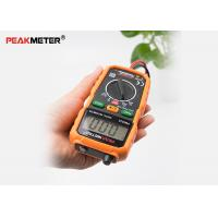 Buy cheap Mini 20 Amp20 Amp Auto Range Digital Multimeter With NCV And Diode Testing from wholesalers
