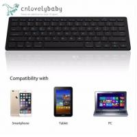 Buy cheap Ultra-slim Wireless Keyboard Bluetooth 3.0 Keyboard Teclado for Tablets / Laptops / PC from wholesalers