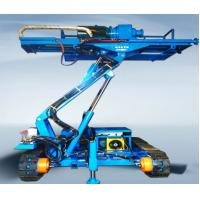 Buy cheap 12000NM Lifting Force 25 Tons Well Drilling Machine With 150mm-300mm Drilling Diameter from wholesalers