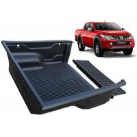 Buy cheap Toyota Hilux Vigo 2009 Trunk Bed Liner , Rear Cargo Auto Floor Mats from wholesalers