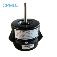 Buy cheap Single Shaft Ball Bearing 40W Air Conditioner Condenser Fan Motor product