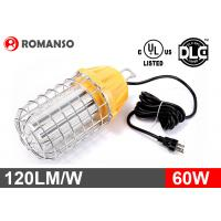 Buy cheap 60 Watt LED Temporary Work Lights Replace 200W Compact Fluorescent Lamp , AC100-300V from wholesalers