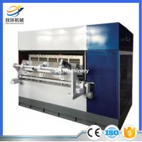 Buy cheap 2017 Up-to-date good quality pulp modling machine fully automatic egg tray making machine from wholesalers