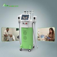 Buy cheap Professional 5Hand Pieces Apparatus Fat Cryolipolysis Slimming Machine from wholesalers