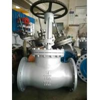Buy cheap ASTM A216 WCB Globe Valves, 14 Inch, CL150, RF, BB,Bs1873 Globe Valve,Api 623 Steel Globe Valves from wholesalers