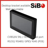 Buy cheap SIBO Q896 In Wall Android Tablet With RS232 from wholesalers