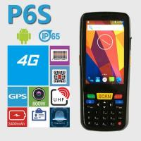 Buy cheap Customized Inventory Android Industrial PDA Handheld 8GB+1GB Memory from wholesalers