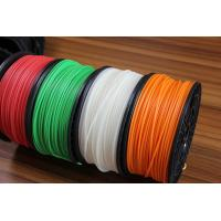 Buy cheap Multi Color 3mm PLA Filament High Temperature Resistance , Grade A product
