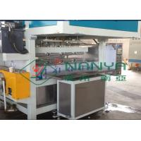 Buy cheap Recycling Paper Double Roller Egg Carton / Egg Tray Pulp Moulded Machine 1 Year Warranty from wholesalers