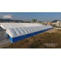 Buy cheap Industrial Warehouse Tent ABS Sidewall With Thermo White Color Roof For Outdoor Building from wholesalers