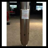 Buy cheap high quality oil down hole tools backwash valve for oilfield from chinese from wholesalers