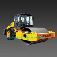 Buy cheap Mechanical Control 14 Ton Road Roller Machine XCMG XS143J With Air Conditioner from wholesalers