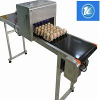 Buy cheap High Efficiency Egg Stamping Equipment For Printing Trademarks And Dates from wholesalers