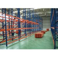 Buy cheap Heavy Duty Racks For Warehouse Storage Q235 Cold Rolled Steel from wholesalers