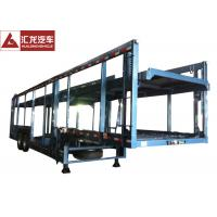 Buy cheap 4 Sets Hydraulic Cylinder Auto Carrier Trailer German Suspended Tech  Submerged Arc Welding from wholesalers