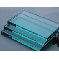 Buy cheap Energy - saving Safety Clear Float glass sheet , architectural glass panels from wholesalers