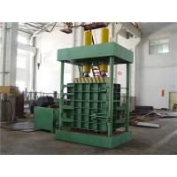 Buy cheap Larger Density 160 Tons Vertical Baler Machine For Carton / Waste Cloth Sacks from wholesalers